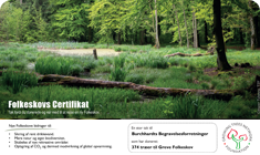 kister i certificeret træ